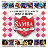 Samba Social Clube Volume 5 de Various Artists