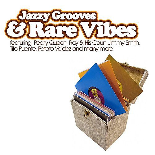 Jazzy Grooves & Rare Vibes by Various Artists