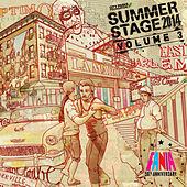 Summerstage 2014 Fania 50th Anniversary - Vol. 3 by Various Artists