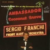 Live at the Cocoanut Grove by Sergio Franchi