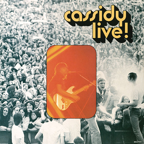 Cassidy Live! by David Cassidy