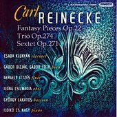 Reinecke: Chamber Music With Clarinet by Csaba Klenyan