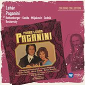 Lehár: Paganini (Cologne Collection) von Nicolai Gedda
