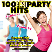 100 Best Party Hits - Hey Baby, Hands up, Gangnam Style, Harlem Shake, Bella Vita, Zalele, Cowboy Viado, Ali Shuffle, Ma Baker, Y.M.C.A., Esta Noche Hay Fiesta, Billie Jean, El Train, All Night Long, La Dolce Vita, Belfast, Daddy Cool by Various Artists