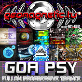 Geomagnetic Records Goa Psy Fullon Progressive Trance EP's 121 - 132 von Various Artists