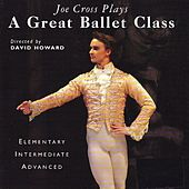 David Howard Presents a Great Ballet Class With Pianist Joe Cross de David Howard