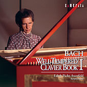 Bach: Well Tempered Clavier Book I de Edith Picht-Axenfeld