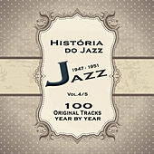 História do Jazz 1947-1951: Enciclopédia de Jazz Vol.4 de Various Artists