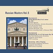 Russian Masters, Vol. 5 by Various Artists