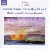 Bliss: Clarinet Quintet / String Quartet No. 2 von Various Artists