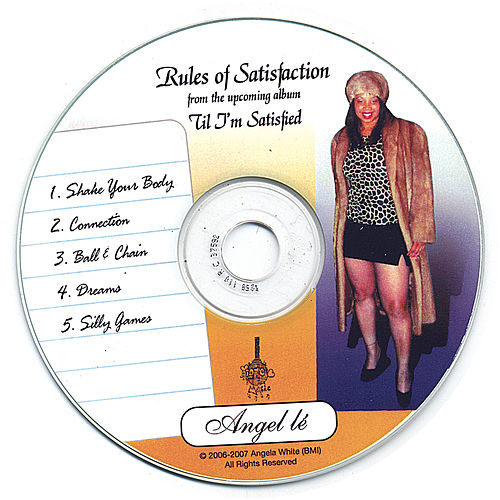 Rules of Satisfaction by Angel'le