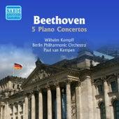 Beethoven: Piano Concertos Nos. 1-5 (Kempf) (1952-53) von Wilhelm Kempff