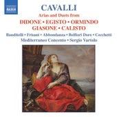 Cavalli: Arias and Duets From Didone, Egisto, Ormindo, Giasone and Calisto by Gloria Banditelli