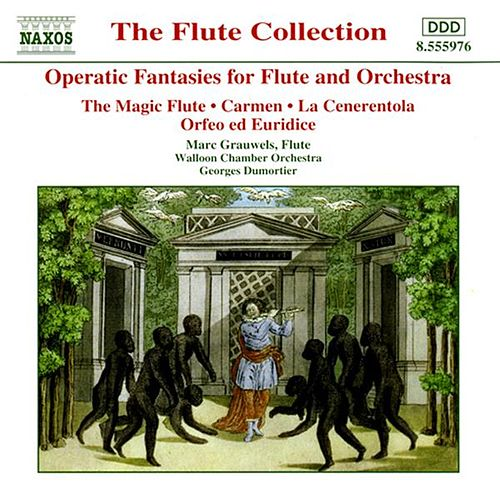 Operatic Fantasies for Flute And Orchestra by Marc Grauwels