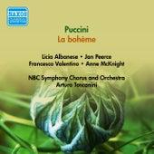 Puccini, G.: Boheme (La) (Albanese, Peerce, Toscanini) (1946) de Licia Albanese