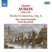 Avison: 12 Concertos, Op. 6 by Avison Ensemble