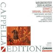 Stamitz, C.: Orchestral Quartet in G Major / Stamitz, J.: Clarinet Concerto in B-Flat Major / Vanhal, J.B.: Sinfonia in F Major von Various Artists