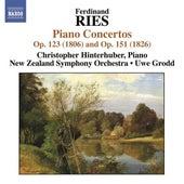 Ries: Piano Concertos, Vol. 1 de Christopher Hinterhuber