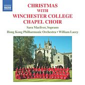 Christmas With Winchester College Chapel Choir by Various Artists