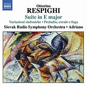 Respighi: Suite in E major by Various Artists
