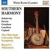 Southern Harmony: Music for Wind Band by Ohio State University Wind Symphony