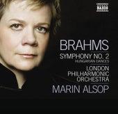 Brahms: Symphony No. 2 / Hungarian Dances by London Philharmonic Orchestra