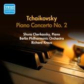 Tchaikovsky: Piano Concerto No. 2 (Cherkassky / Berlin Philharmonic / Kraus) (1956) von Shura Cherkassky