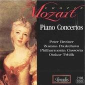 Chopin: Piano Concerto No. 1 / Mozart: Piano Concerto No. 20 de Various Artists