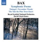 Bax: Symphonic Poems by Royal Scottish National Orchestra