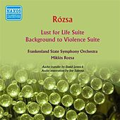 Rózsa: Lust for Life Suite - Background to Violence Suite de Frankenland State Symphony Orchestra