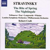 Stravinsky: The Rite of Spring - The Nightingale by Various Artists