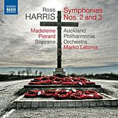 Ross Harris: Symphonies Nos. 2 & 3 de Various Artists