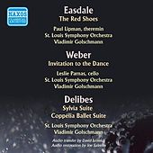 Easdale: The Red Shoes - Weber: Invitation to the Dance - Delibes: Sylvia Suite - Coppelia Ballet Suite by Various Artists