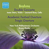 Brahms, J.: Double Concerto for Violin and Cello in A Minor / Academic Festival Overture / Tragic Overture de Various Artists