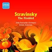 Stravinsky: Firebird (The) (Complete) (Ansermet) (1955) von Swiss Romande Orchestra