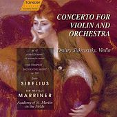 Sibelius: Tempest (The), Op. 109: Incidental Music / Violin Concerto in D Minor, Op. 47 by Various Artists