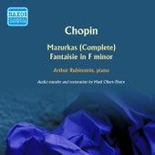 Chopin: Complete Mazurkas by Arthur Rubinstein