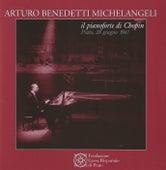 Michelangeli il pianoforte di Chopin de Arturo Benedetti Michelangeli