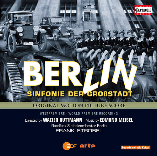 Meisel: Berlin by Berlin Radio Symphony Orchestra