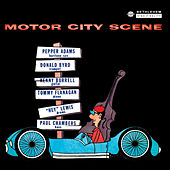 Motor City Scene by Pepper Adams