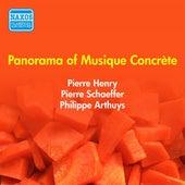 Panorama Of Musique Concrete (1948-55) von Various Artists