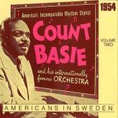 Count Basie, Vol. 2 (1954) by Count Basie