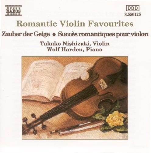 Romantic Violin Favourites by Takako Nishizaki