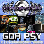 Geomagnetic Records Goa Psy Fullon Progressive Trance EP's 133 - 142 de Various Artists
