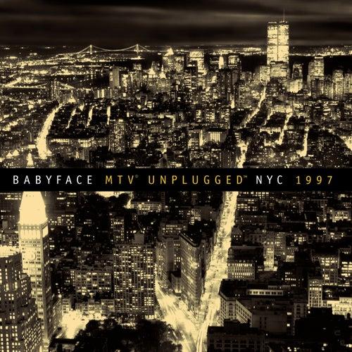 MTV Unplugged NYC 1997 by Babyface