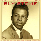 Sly Stone: The Early Years by Various Artists