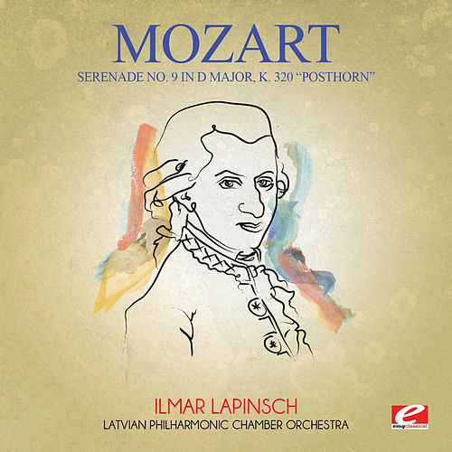 Mozart: Serenade No. 9 in D Major, K. 320