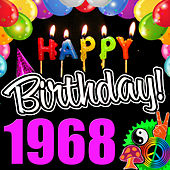 Happy Birthday 1968 von Various Artists