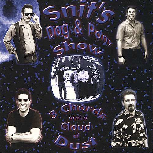 Chords And A Cloud Of Dust By Snits Dog Pony