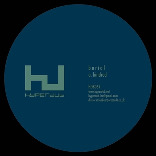 Kindred EP by Burial